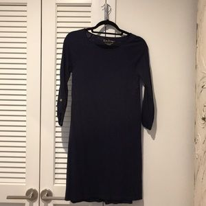 Lilly Pulitzer Navy Cotton Dress